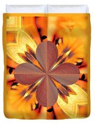 Abstract 180 Duvet Cover