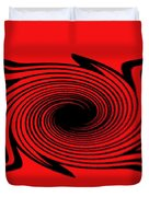 Abstract #2 Duvet Cover