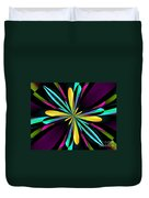 Abstract 222 Duvet Cover