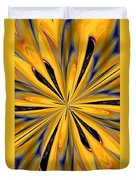 Abstract 227 Duvet Cover
