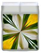 Abstract 296 Duvet Cover