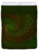 Abstract 340 Duvet Cover