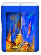 Abstract 434180 Duvet Cover