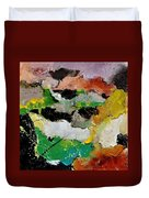Abstract 44501 Duvet Cover