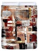 Abstract 524-11-13 Marucii Duvet Cover