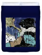 Abstract 553150802 Duvet Cover