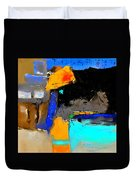 Abstract 664150 Duvet Cover