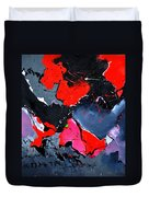 Abstract 673121 Duvet Cover