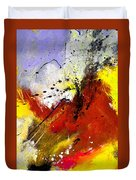 Abstract 693154 Duvet Cover