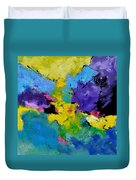 Abstract 7741301 Duvet Cover