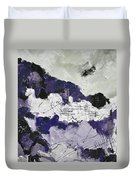 Abstract 7880 Duvet Cover