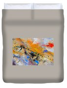 Abstract 965943 Duvet Cover