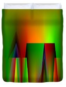 Abstract A018 Duvet Cover
