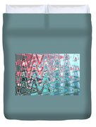 Abstract Approach Iv Duvet Cover