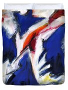 Abstract Art Forty-two Duvet Cover