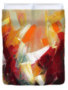 Abstract Art Sixty Duvet Cover