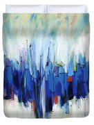 Abstract Art Sixty-two Duvet Cover