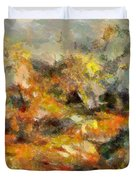 Abstract Autumn 2 Duvet Cover