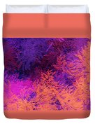 Abstract Autumn Duvet Cover