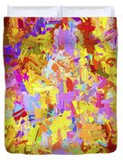 Abstract Series B6 Duvet Cover