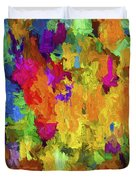 Abstract Series B7 Duvet Cover