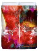 Abstract Series B8 Duvet Cover