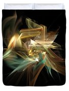 Abstract Bloom  Duvet Cover