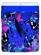 Abstract Butterfly #2 Duvet Cover