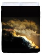 Abstract By Eclipse Duvet Cover