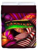 Abstract - Carnival Duvet Cover