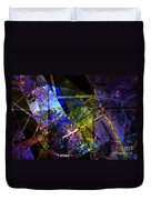 Abstract Composite 1 Duvet Cover