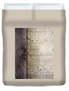 Abstract Concrete 11 Duvet Cover