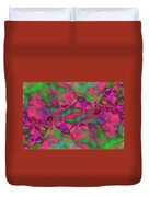 Abstract Connections 1 Duvet Cover