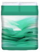 Abstract Cool Waves 2  Duvet Cover
