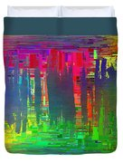Abstract Cubed 113 Duvet Cover