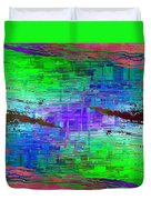 Abstract Cubed 114 Duvet Cover