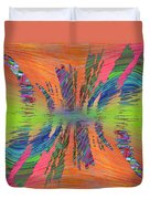 Abstract Cubed 168 Duvet Cover