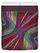 Abstract Cubed 181 Duvet Cover