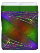 Abstract Cubed 193 Duvet Cover