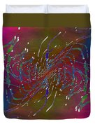 Abstract Cubed 217 Duvet Cover