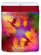 Abstract Cubed 26 Duvet Cover