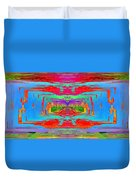Abstract Cubed 30 Duvet Cover