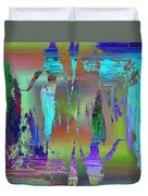 Abstract Cubed 75 Duvet Cover
