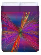 Abstract Cubed 95 Duvet Cover