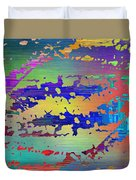 Abstract Cubed 99 Duvet Cover