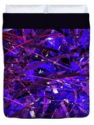 Abstract Curvy 16 Duvet Cover