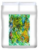 Abstract - Emotion - Admiration Duvet Cover