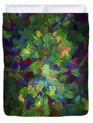 Abstract Series Ex1 Duvet Cover