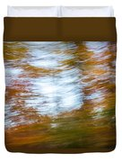 Abstract Fall 11 Duvet Cover