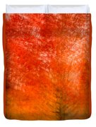 Abstract Fall 18 Duvet Cover